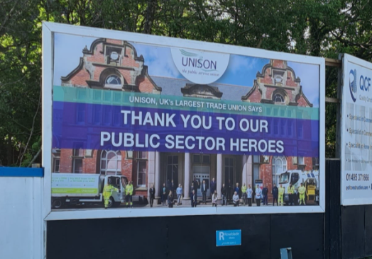 Public Sector Heroes