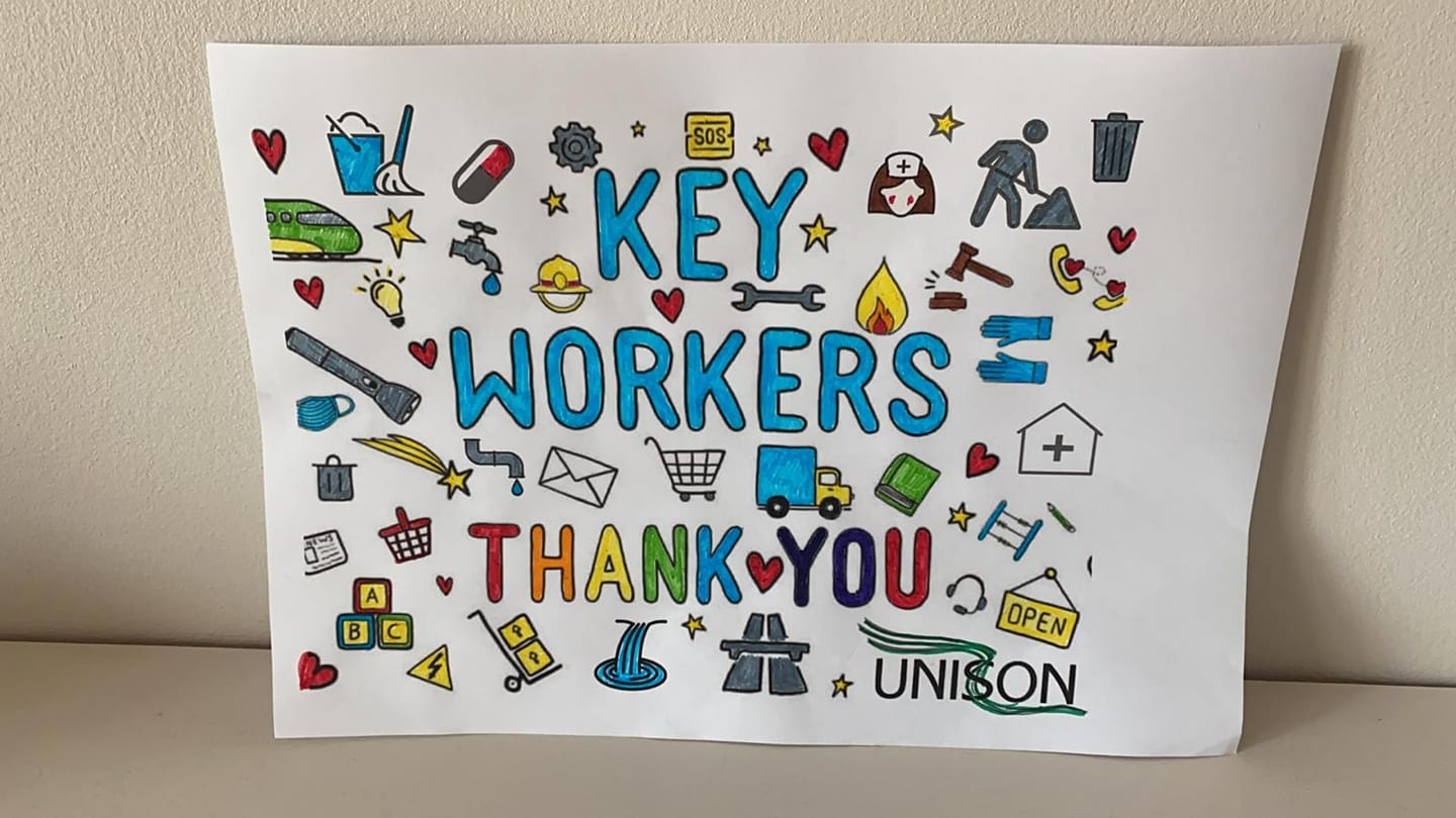 Key Workers Poster
