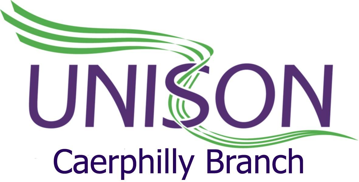 UNISON Caerphilly Branch Logo