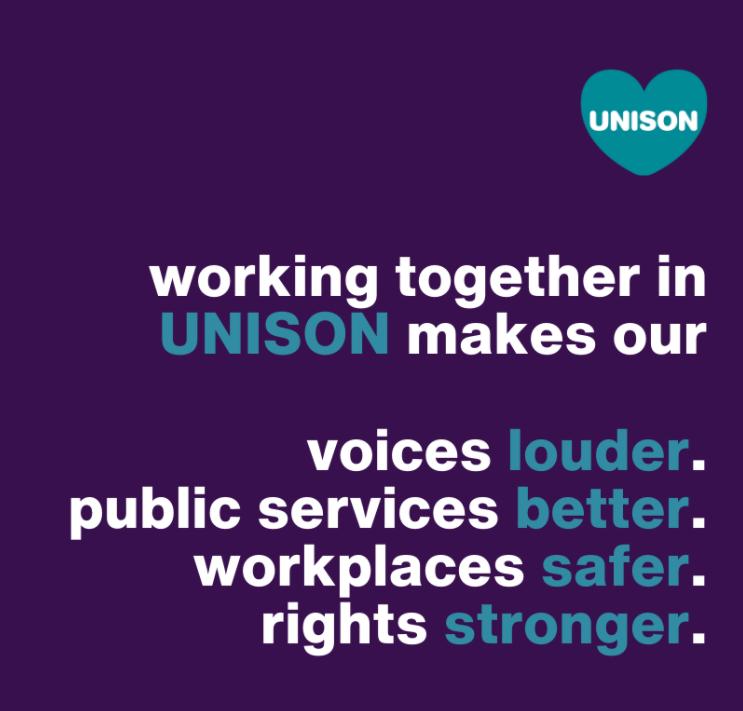 Unison Working Together