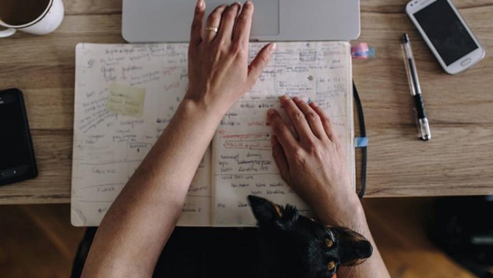 Homeworking versus office