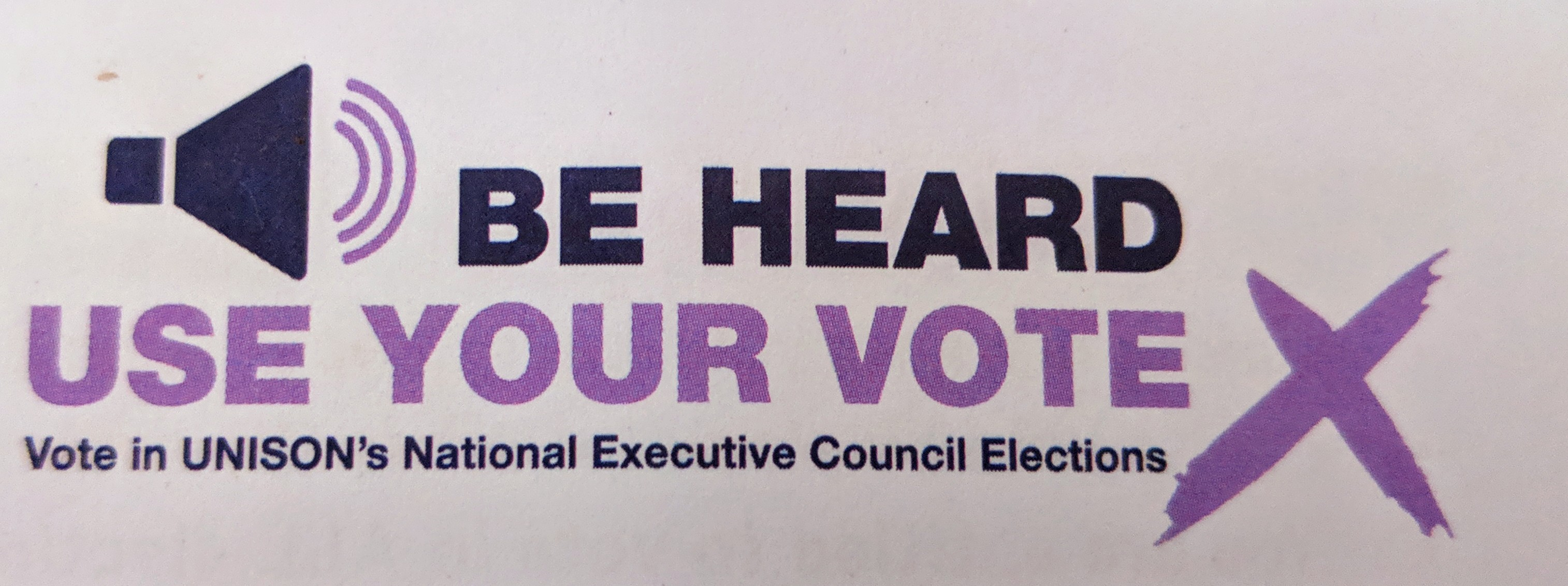 Be Heard National Executive Council Elections