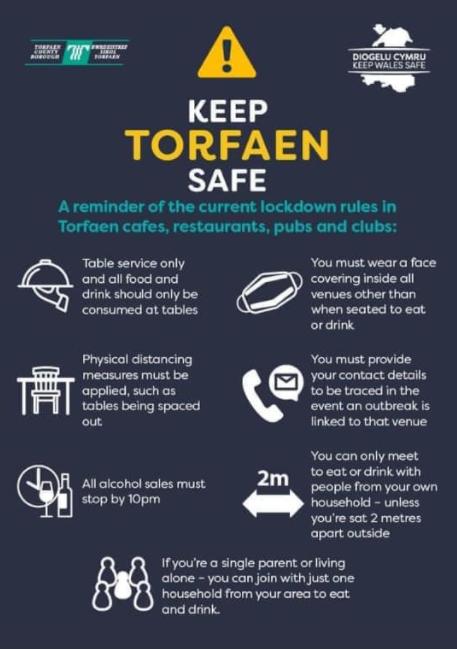 Keep Torfaen Safe